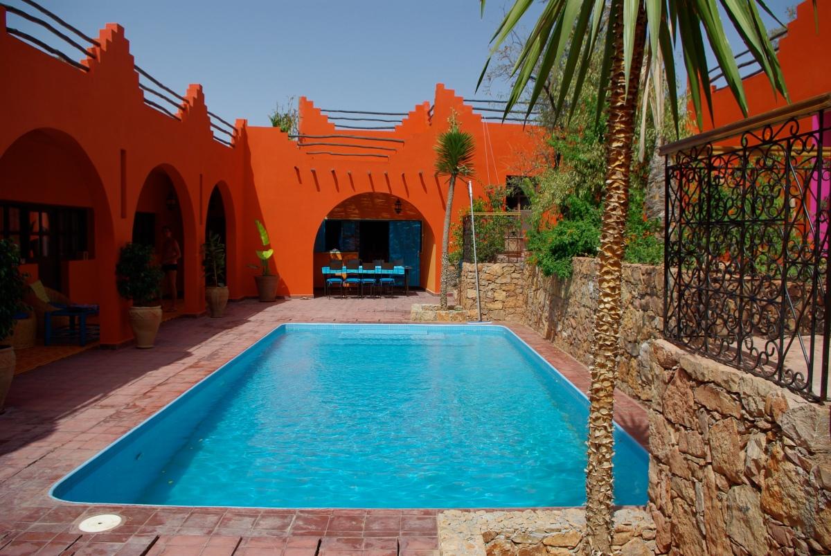 La kasbah du paradis location maison avec piscine 12 for Location villa avec piscine agadir